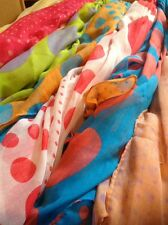 NEW Lot of 3 Scarves - Polka Dots - Choose Your Colors!