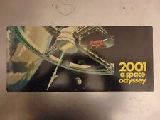 2001 A Space Odyssey 1968 Original Cinerama Program Book #N107