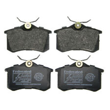 Disc Brake Pad Set Rear Federated MD340A