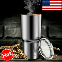 30 Oz Stainless Steel Tumbler Vacuum Double Insulated Coffee Mug Travel Mug