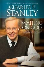 (NEW) Waiting on God by Charles F. Stanley (2015, Hardcover)