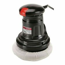 Drill Master 6 in. Compact Palm Polisher Lightweight produces a free shine