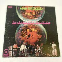 1968 Vintage Iron Butterfly In A Gadda Da Vida Vinyl Acid Psychedelic Hard Rock