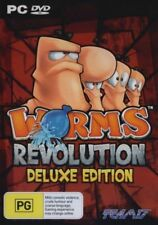 Worms Revolution Deluxe Edition PC