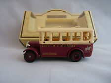 Days Gone 10019 1935 single decker Dennis coach 'City of Coventry' livery