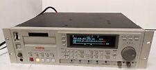 FOSTEX D-15 DAT DIGITAL MASTER RECORDER