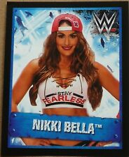 100 Nikki Bella Topps WWE Ultimate Collection sticker