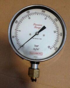 Pressure Gauge, Budenberg Premium Range, TEST GAUGE 13092654