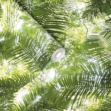 Fully Washable, Jungle Leaf, Palm Tree, Tropical Forest, Vinyl Wallpaper