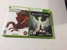 2 Dragon Age XBOX 360 Games
