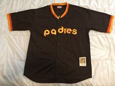 San Diego Padres Tony Gwynn Mitchell & Ness Cooperstown Collection Jersey 54