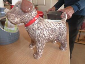 BNWT Cath Kidston Stanley Dog vase