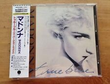 Madonna True blue Cd Single Japan Super Club Mix W/ OBI Rare Celebration Vogue