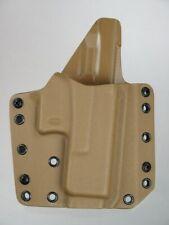 Raven Concealment Phantom Full Shield Holster For Glock 19 23 32 Coyote