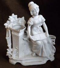 European c.1840-c.1900 Unmarked Porcelain & China Pieces