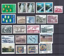 Norwegen postfrisch Jahrgang 1977