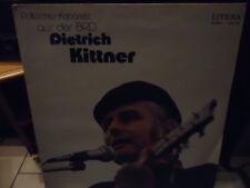 Dietrich Kittner – cabaret politico provenienti dalla Germania-bibliografi-LP