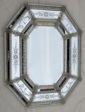 Miroir  Véronèse octogonal parecloses
