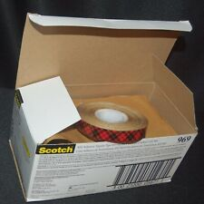 3M Scotch 969 ATG Permanent Hi-Tac Premium Adhesive Transfer Tape, 1/2 x 36 yd
