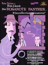 Pink Panther Film Collection remastered, 7 DVDs, Top Zustand
