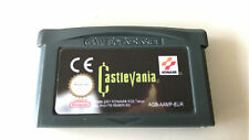 Castlevania Circle of the Moon Cartridge Card for Game Boy Advance GBA NDS NDSL