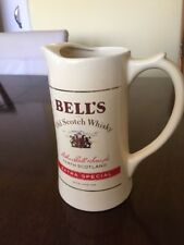 Bells Old Scotch Whisky Pitcher Jug