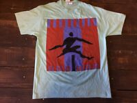Vtg Swatch Shirt Raglan 90s 80s Keith Haring Pop Watch Art Warhol T Shirt NWT