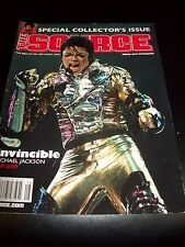 THE SOURCE SPECIAL COLLECTOR'S ISSUE MICHAEL JACKSON  1958-2009