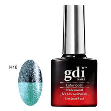 GDI Nails Color Changing Glitters Soak off UV LED GEL Nail Polish in 34 Colours H16