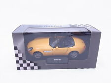 91818   Playland 29077977 BMW Z8 Cabrio gelb Pull Back Modellauto 1:34 in OVP