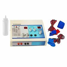 2 Channel Physiotherapy Ultrasonic Electrotherapy Ultrasound Machine Pain Relief