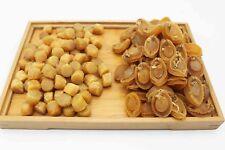 Set-29 Dried Dalian Abalones 大連鮑魚 x Dried Medium Scallops Scallops 日本元貝