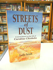 Streets of Dust by Lola Irish (Hardback, 1993)