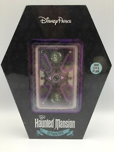 THE HAUNTED MANSION - PLAYING CARDS - DISNEY PARKS - BRAND NEW & SEALED