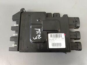 Renault Megane 3 X95 RS 265 Battery Terminal Control Module Unit 243800010R MON3