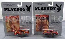 Playboy Playmate Month Car Series Brooke Berry & Bernaola Millennium Twins NIP