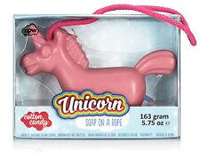 UNICORN Pink EINHORN Soap on a Rope SEIFE Rockabilly