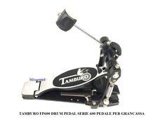 Tamburo Fp600 Pedale con Trazione a Catena per grancassa Batteria Pedal Drum 600