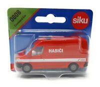 Siku metall Edition Tschechien 0808 Command Car Feuerwehr Hasici Auslandsmodell
