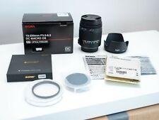 Sigma 18-250 mm DC Macro OS HSM Objektiv für Nikon