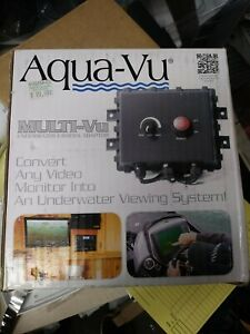 Aqua Vu multi-vu underwater camera adapter