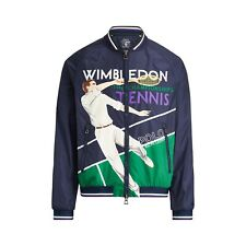 Polo Ralph Lauren Tennis Limited Edition Wimbledon Windbreaker Jacket | XXL