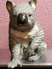 Royal Heritage Porcelain Koala Bear Figurine Australian Sculpture Animal Bear
