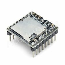 DFPlayer Mini MP3 Player Module Support MP3/WAV/WMA TF Card FAT16/32 For Arduino