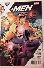 X-Men Blue #3 (Jul 2017, Marvel) Bunn/Molina Near Mint
