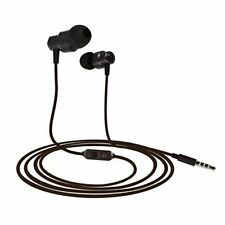 In Ear Wired Stereo Sport Earphones with Mic 3.5mm Headset Earbuds Headphones