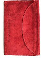 Pouch Flap Cartier Suede