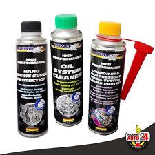 Kit Nano Engine Protection, Oil Cleaner e Additivo Common Rail Diesel PowerMax