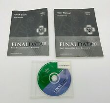 Fujitsu Final Data 2.0 Next Generation Data Recovery Software