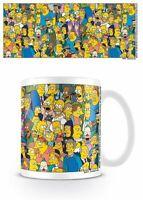 Simpsons Tasse Characters Becher & Tassen Simpsons